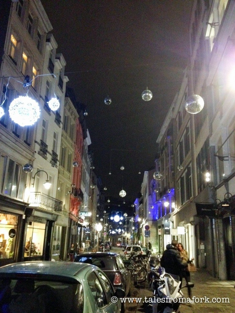 One Day Foodie's Guide to Brussels- by a foodie, for foodies - from www.fromlusttilldawn.com