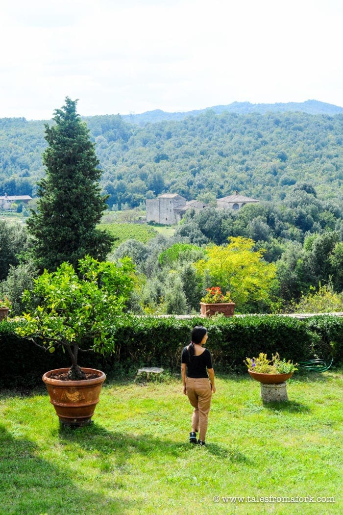 Exploring Organic Gardens & Cooking Slow Food at the Spannocchia Farm