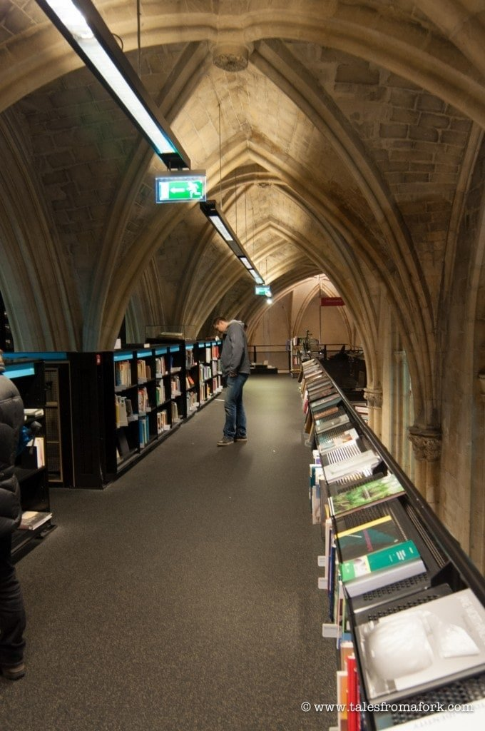 Boekhandel Dominicanen, the Most Beautiful Bookstore in the World by www.fromlusttilldawn.com