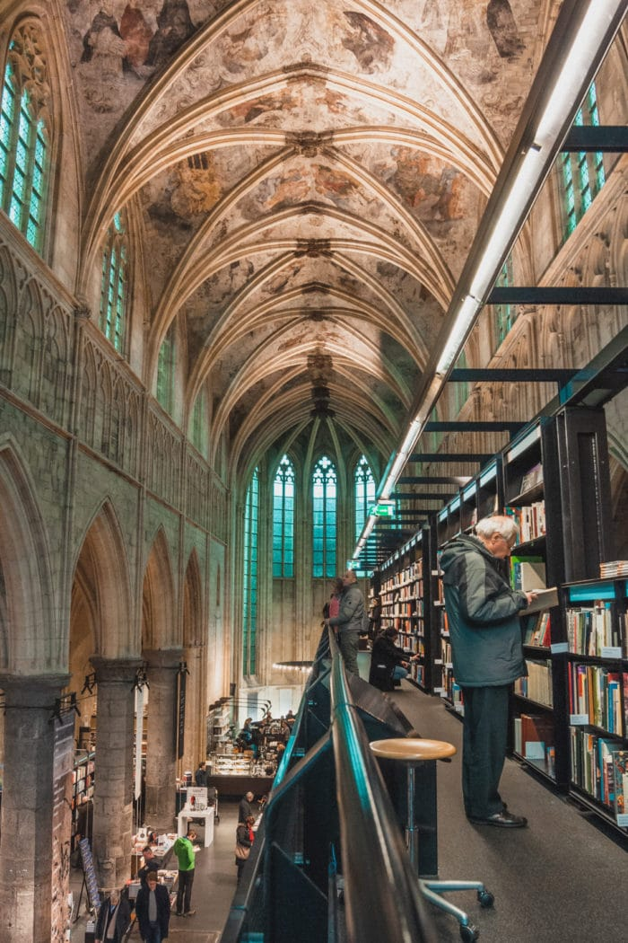 Boekhandel Dominicanen, the Most Beautiful Bookstore in the World
