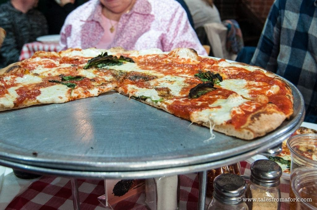 I'm a local but couldn't help exploring Brooklyn with a local on the Slice of Brooklyn Pizza tour. We went to Grimaldi's and Spumoni's too. Click through to read more about it!