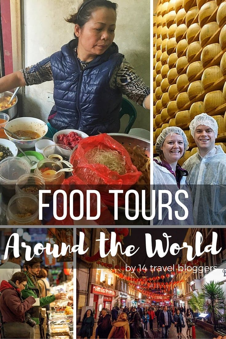 Food Tours Around the World - Lust 'Till Dawn