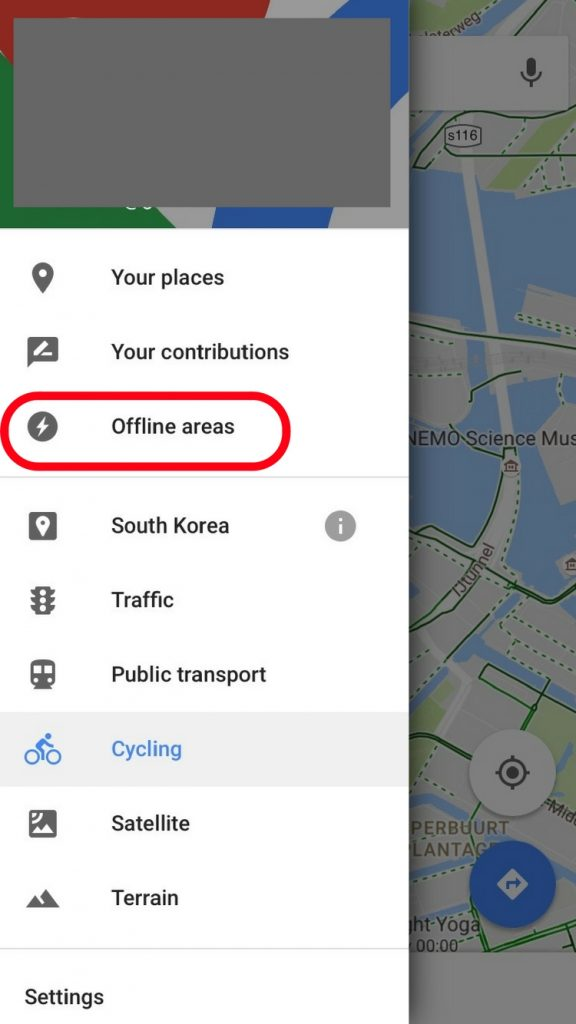 how to use google maps offline without data or wi-fi