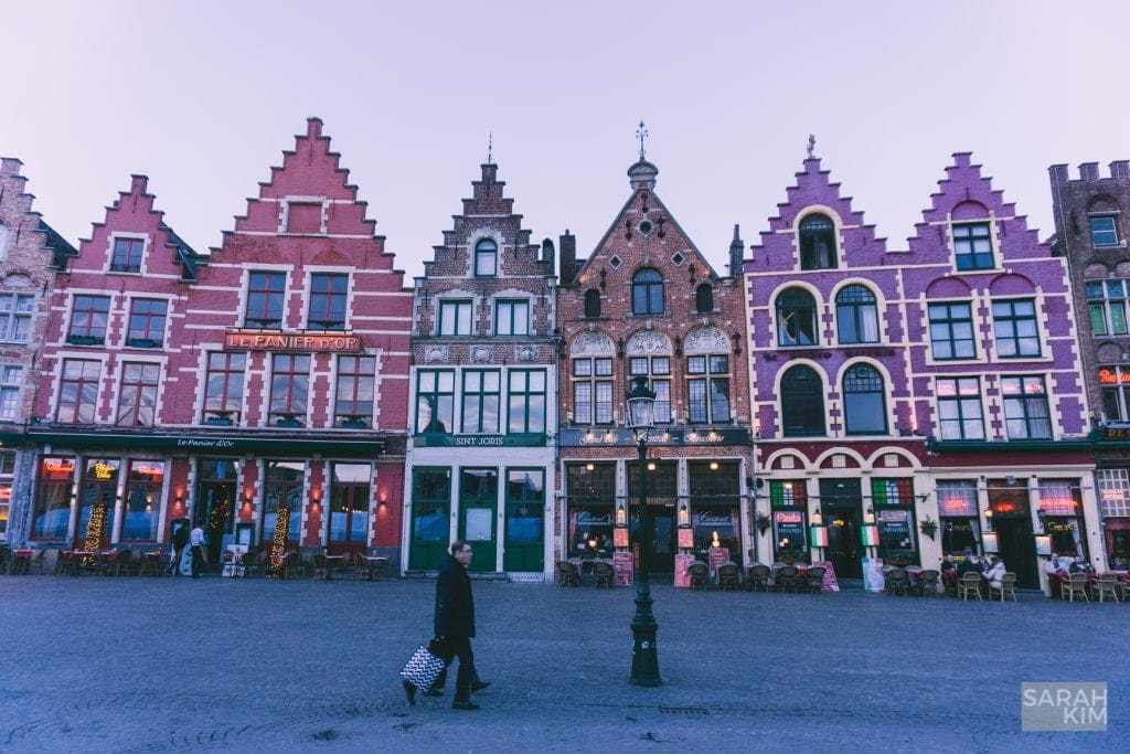 Want to know everything about Bruges from how to get there to where to eat? Check out this complete guide to Bruges made from my four-day weekend there. Enjoy this beautiful fairytale town!