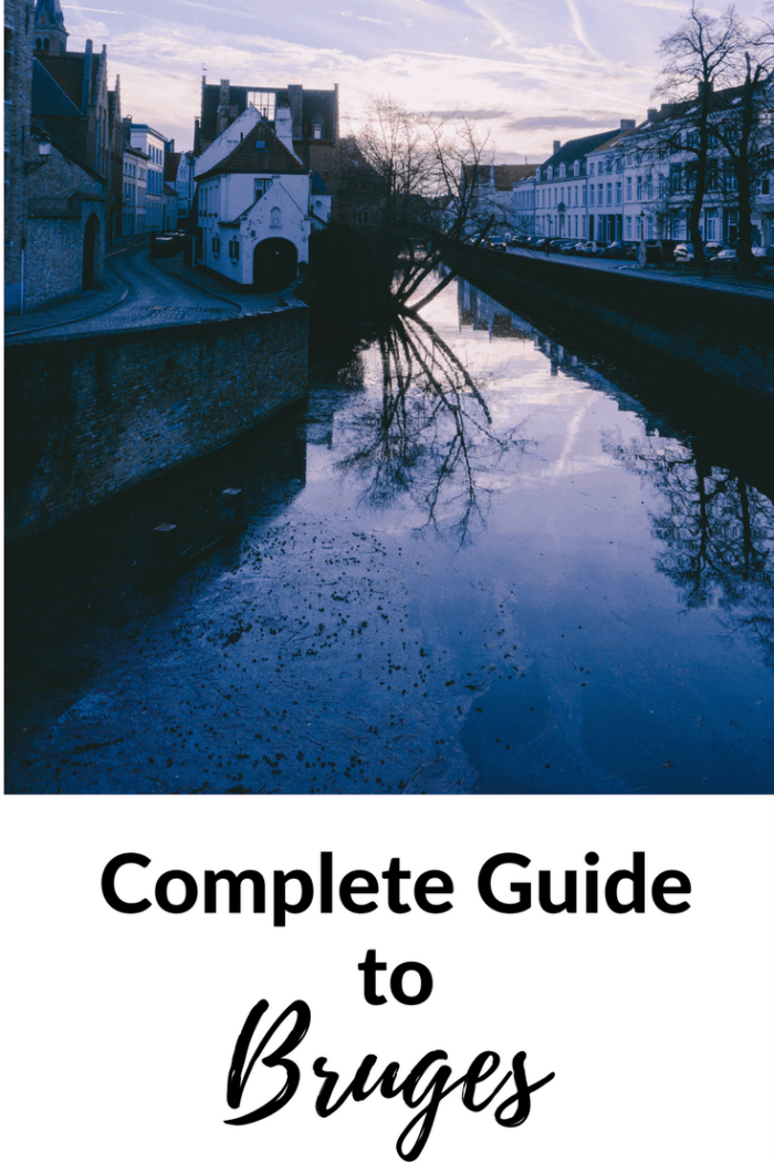 What to Do in Bruges (and so much more)