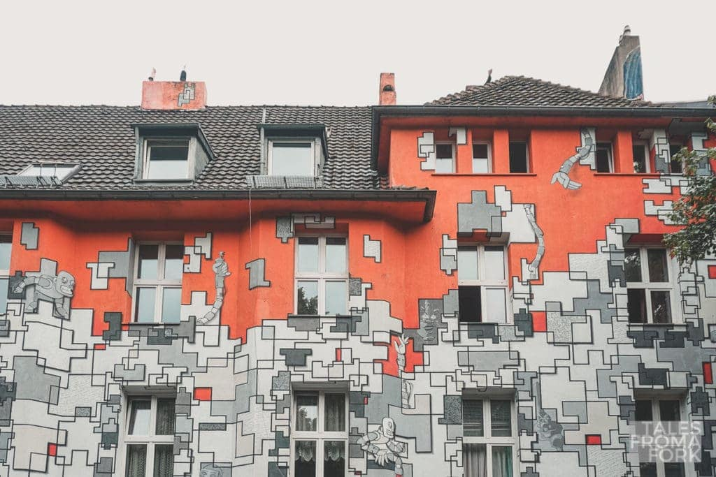 street art in dusseldorf