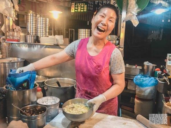 Indulging Korean street food is one of the best things to do in Korea