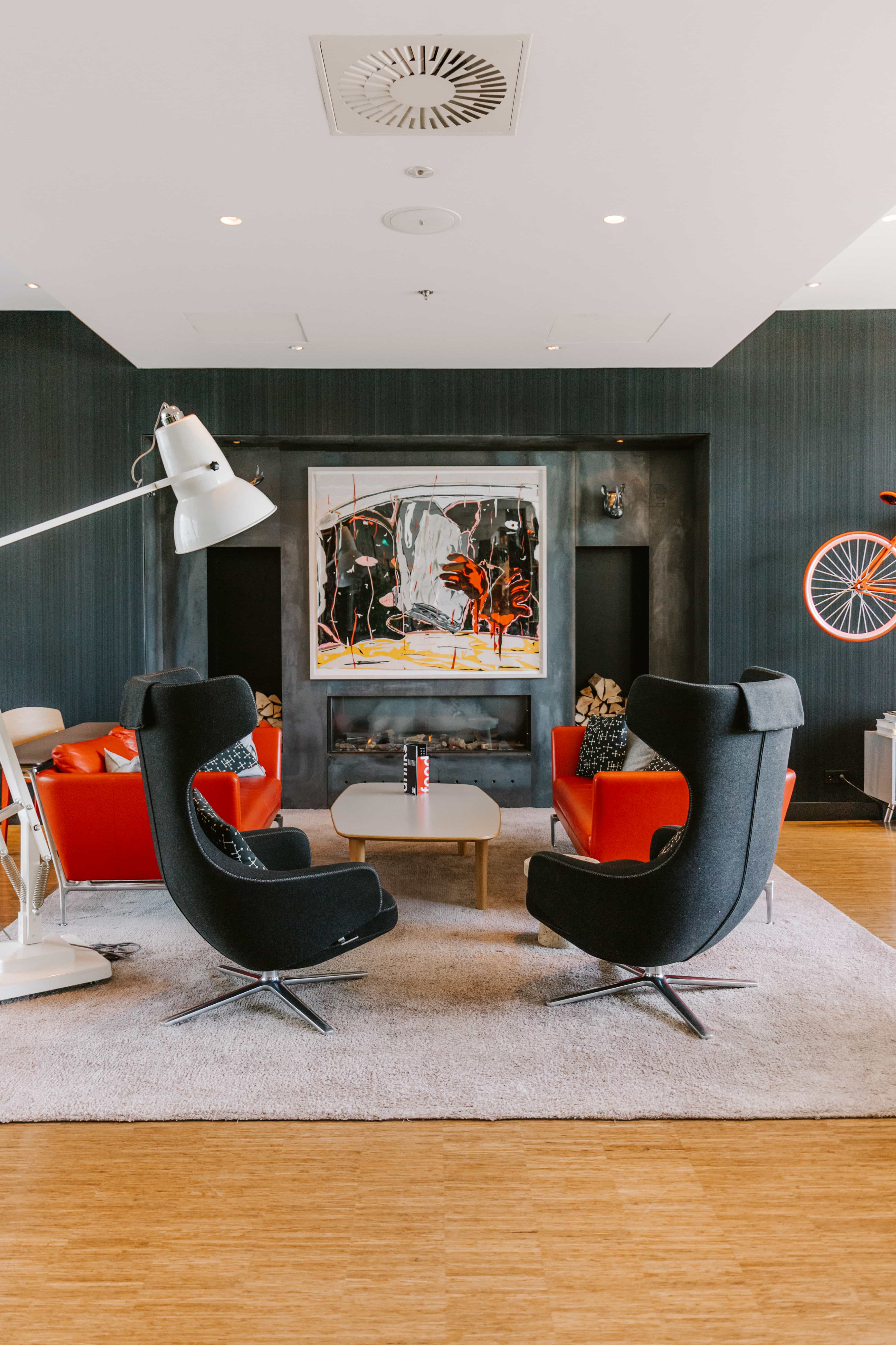where to stay in rotterdam - citizenm rotterdam