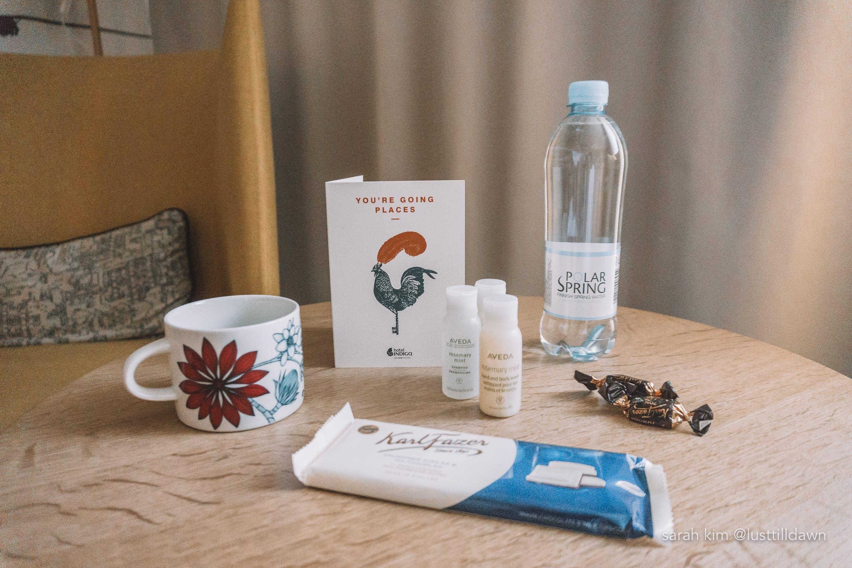 hotel indigo helsinki review finland