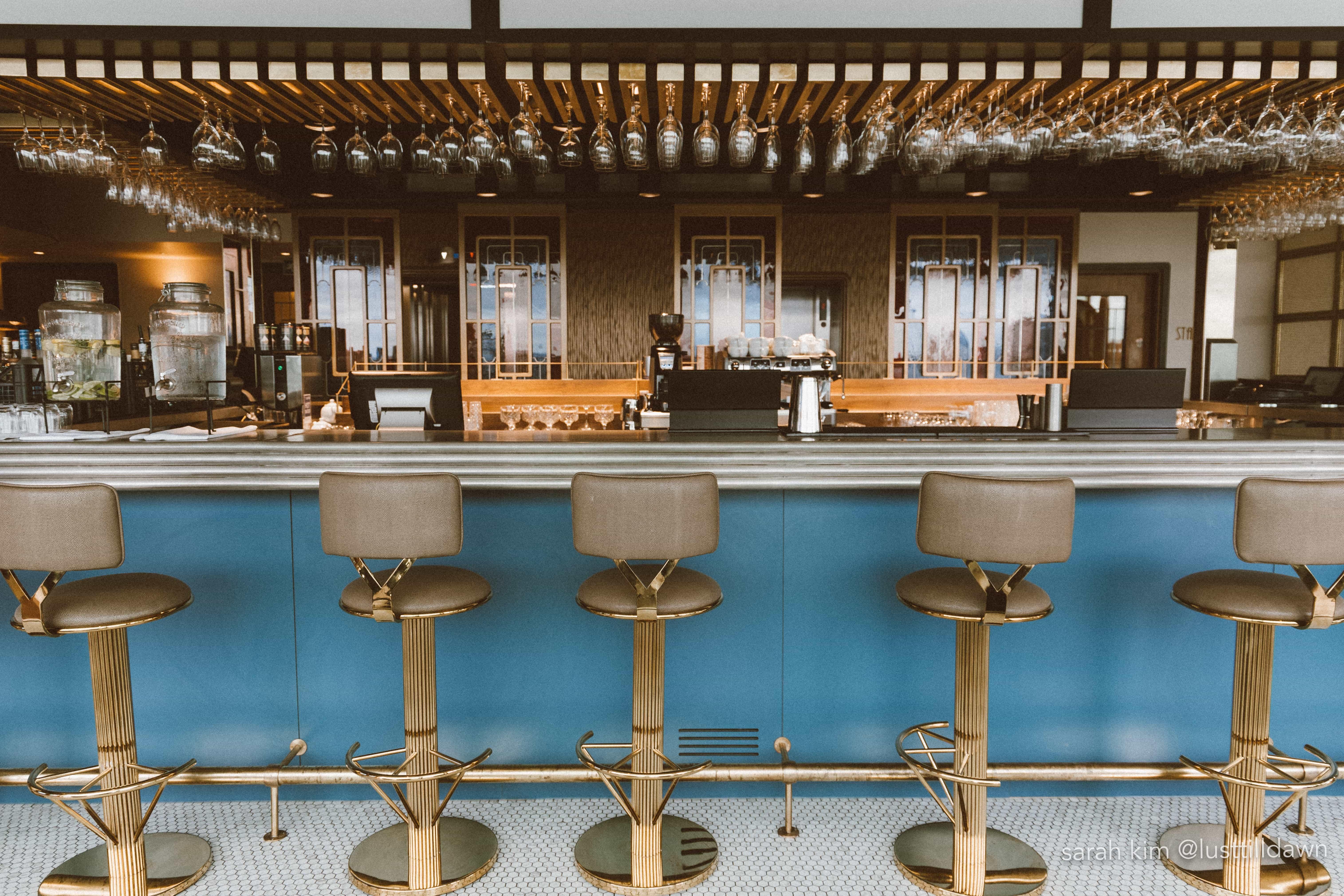 hotel indigo leicester square art deco bar