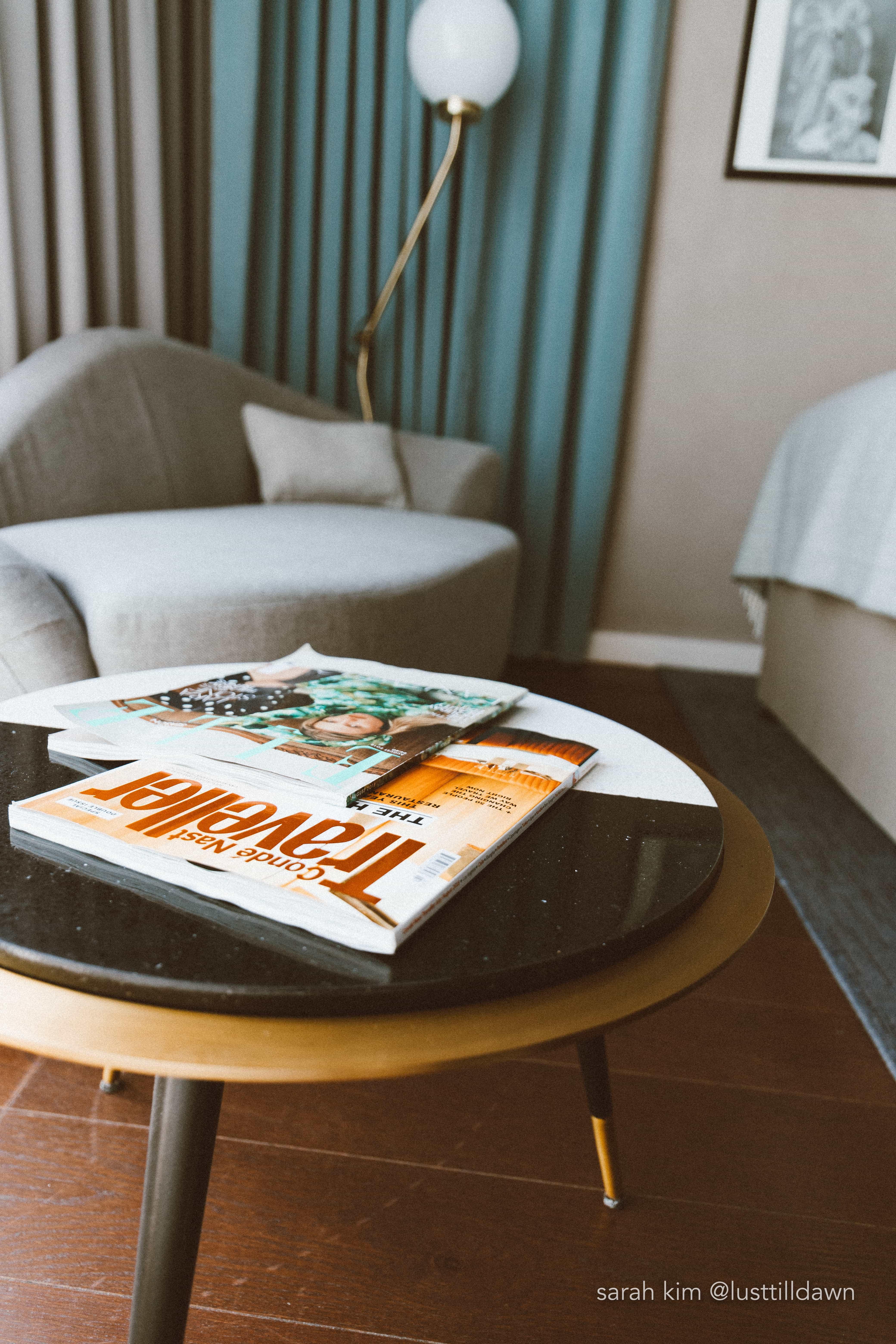 hotel indigo leicester square room