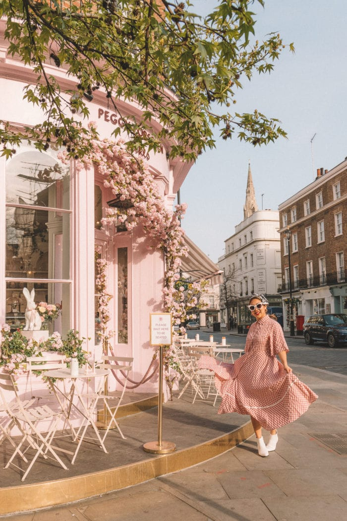 50+ Most Instagrammable Places in London WITH MAP