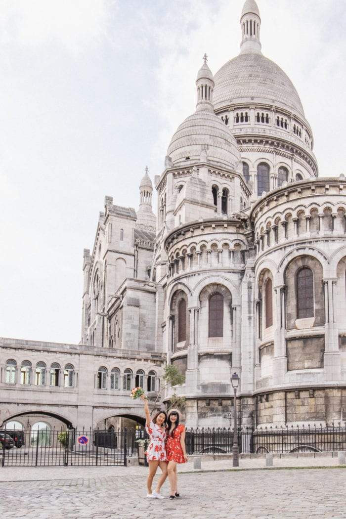 The Most Instagrammable Places in Montmartre, Paris