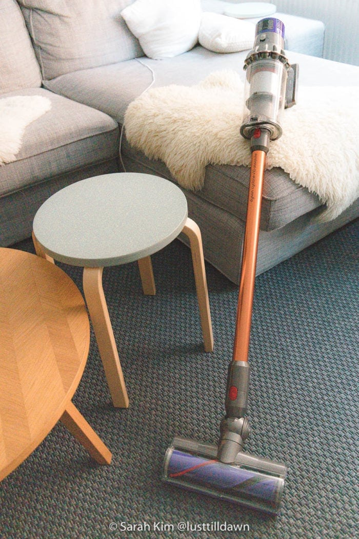 Best Vacuum for Dust Mite Allergies: My Review of the Cordless Dyson Cyclone V10