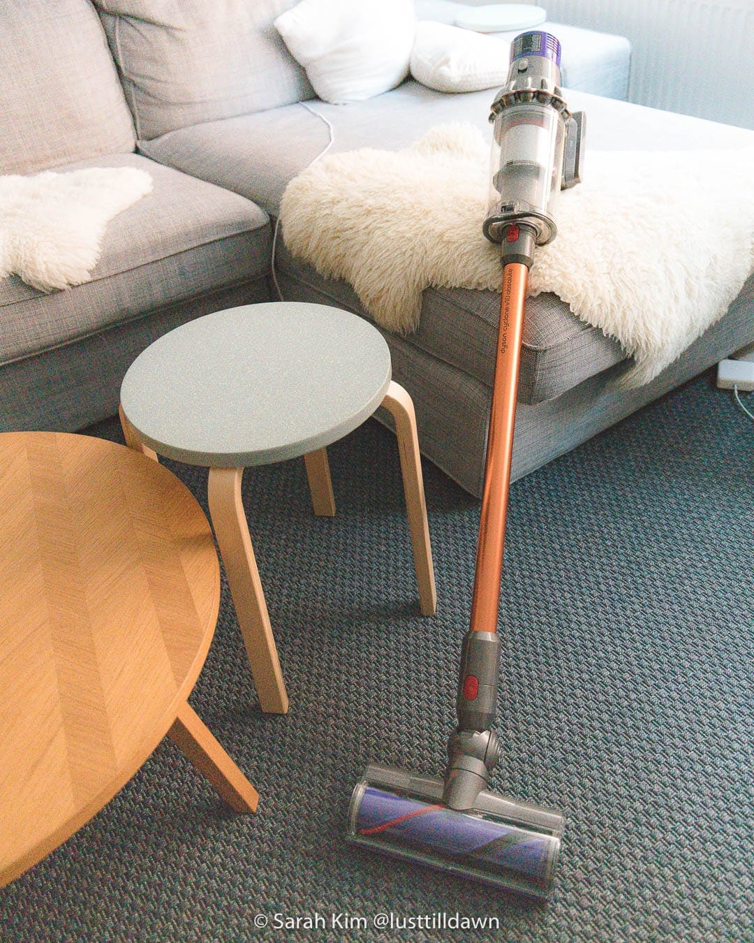 dyson cyclone v10 best vacuum for dust mites