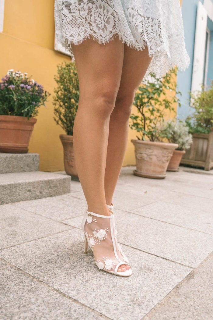 Actually Comfortable Wide Width Wedding Shoes