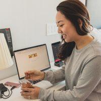 Lifestyle blogger Sarah Kim shares how to create a balanced lifestyle as a busy freelancer.