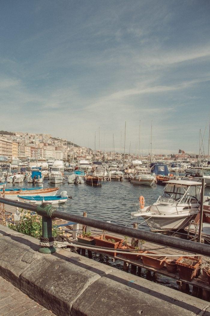 A Walk Through Posillipo, Naples // & Other Stories
