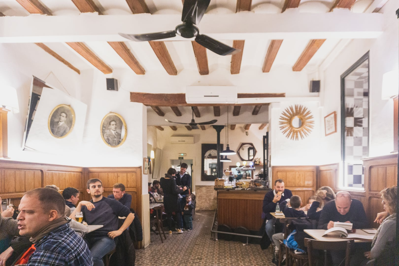 Sol Soler, a best place to eat in Barcelona