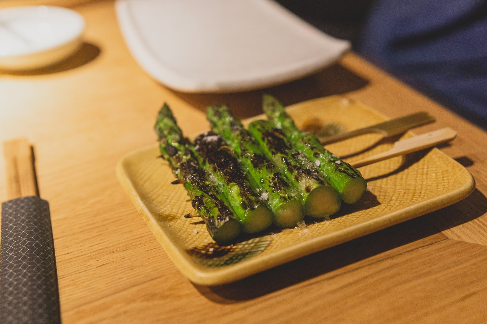 best sushi in barcelona at robata