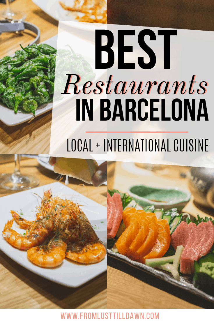 best restaurants in barcelona pinterest by www.fromlusttilldawn.com sarah kim culinary travel blogger
