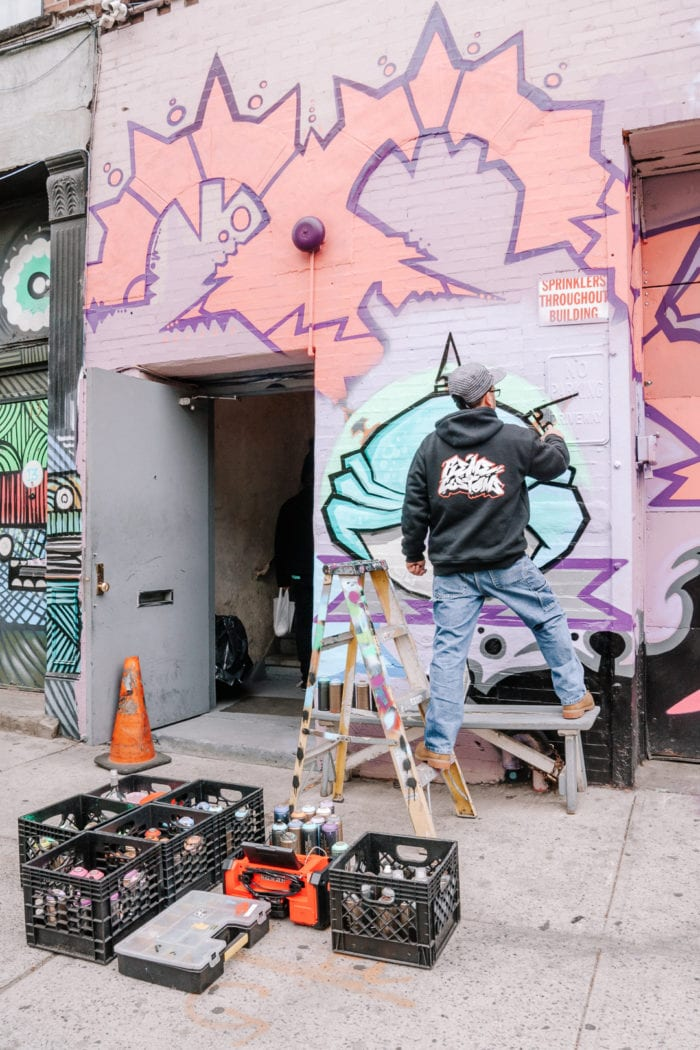 Local Insight: Where to See Bushwick Street Art and Graffiti Plus Bushwick Collective Map