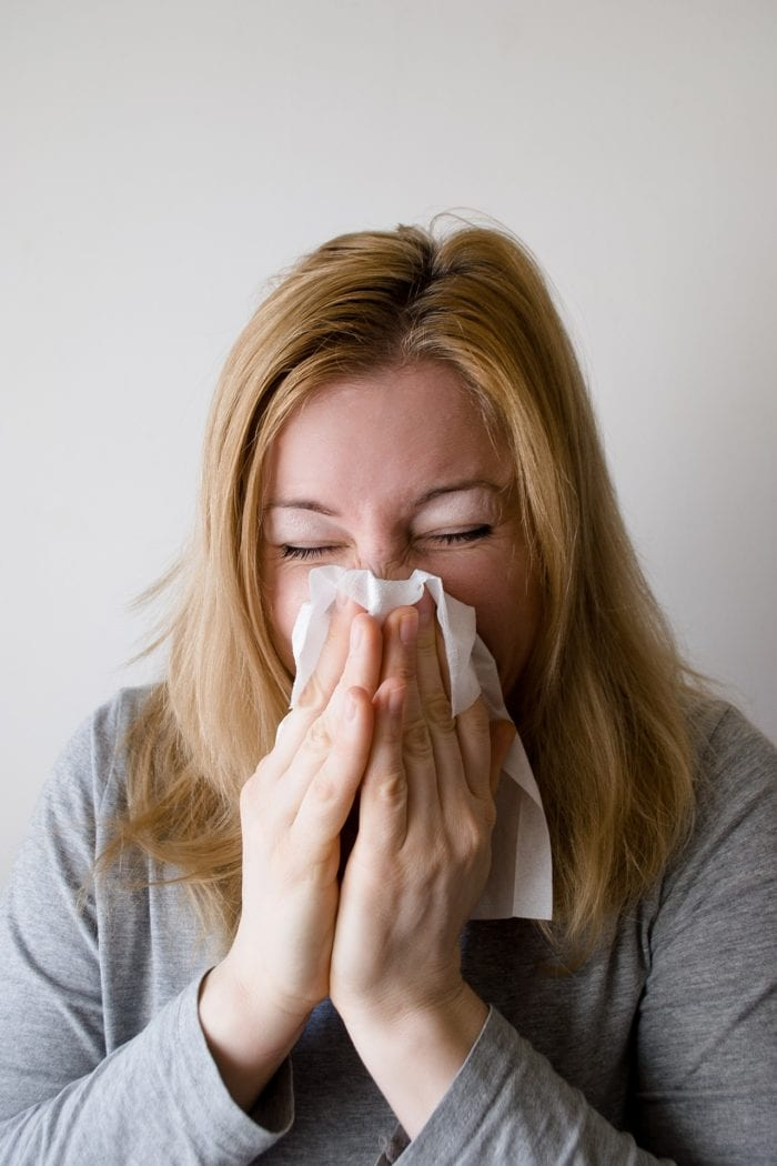 Severe Dust Allergy Symptoms and Treatment: My Personal Healing Experience