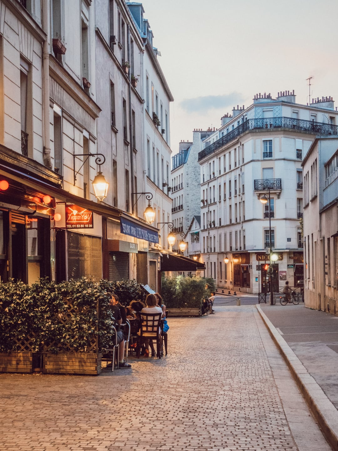 Travel blogger Sarah Kim recommends going to Butte-Aux-Cailles for a non-touristy spot in Paris. | Off the Beaten Path Paris Guide by www.fromlusttilldawn.com