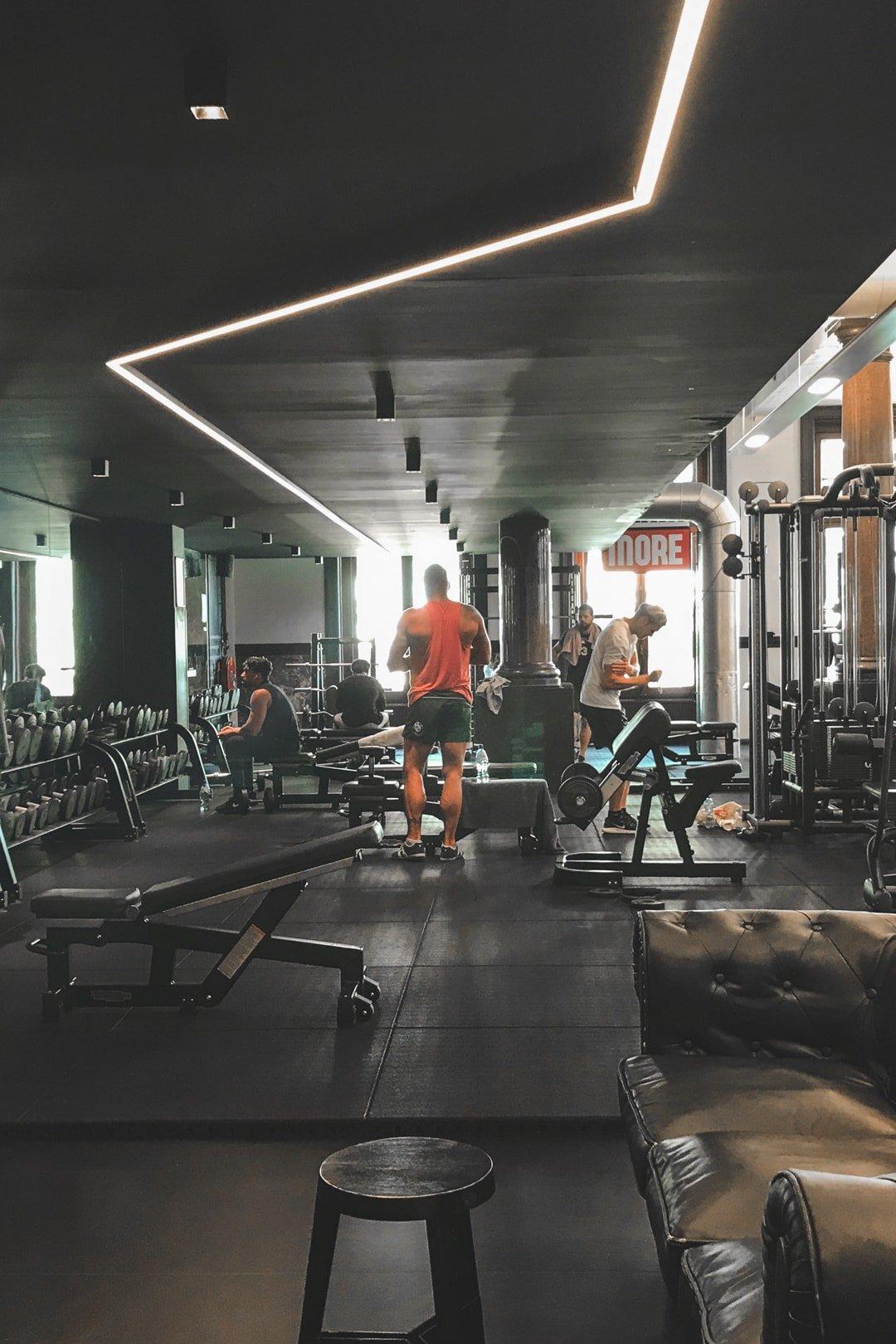 singlar gym)