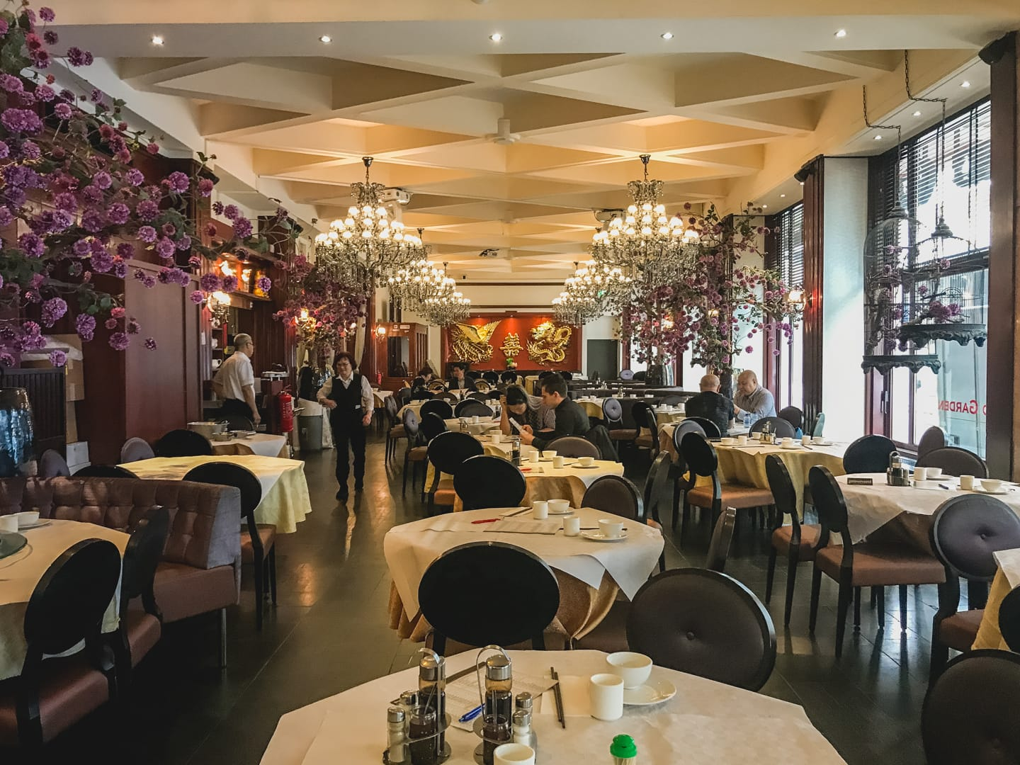 Grand Garden is one of the best places to eat in Rotterdam