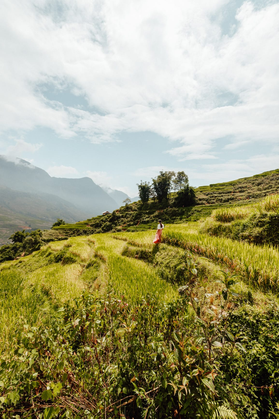 Sapa is one of the top places to visit in Vietnam.
