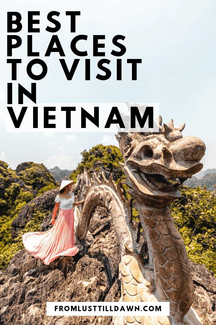 places to visit in Vietnam PIN