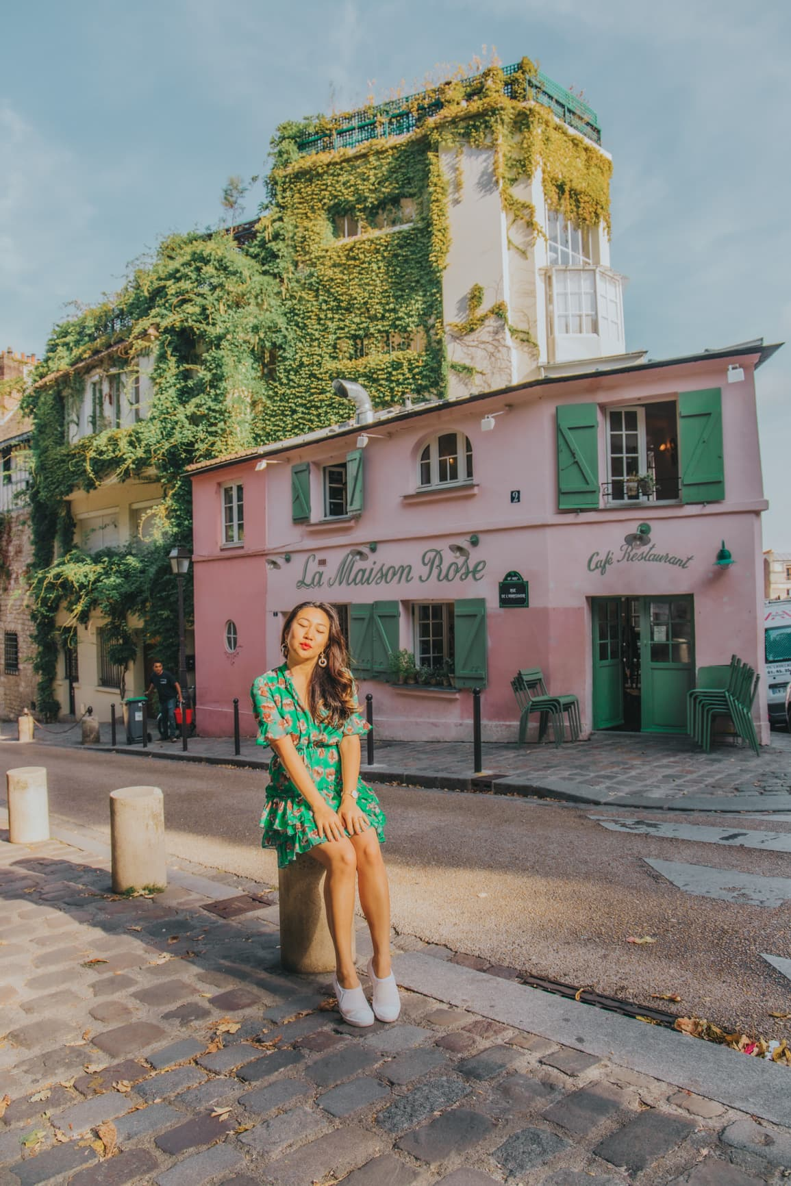 Paris is one of the best Instagrammable places in the world.
