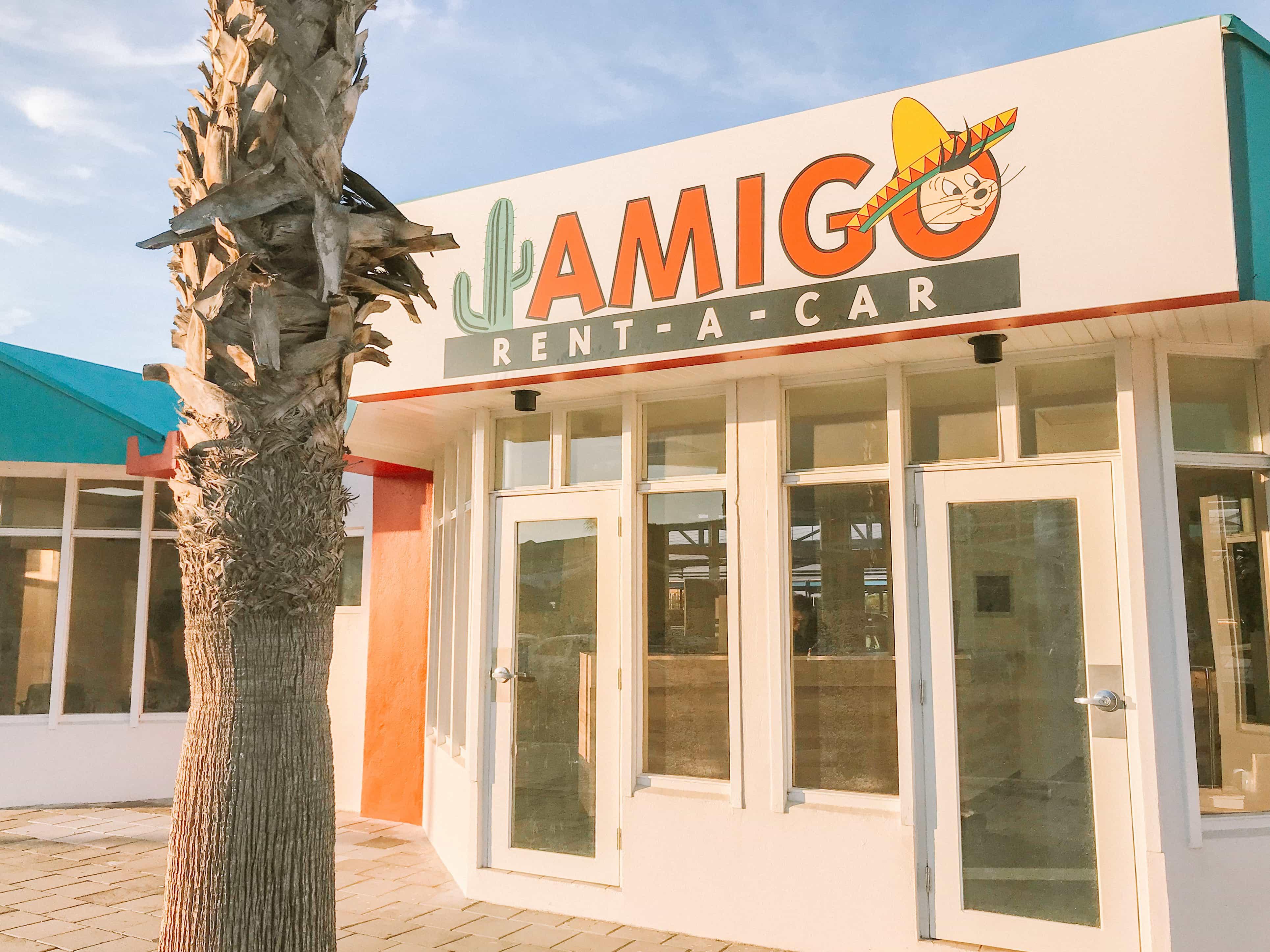 best car rental in aruba