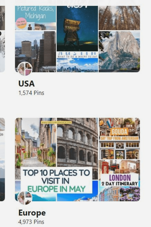 Pinterest Travel Boards for Travel Bloggers to Join