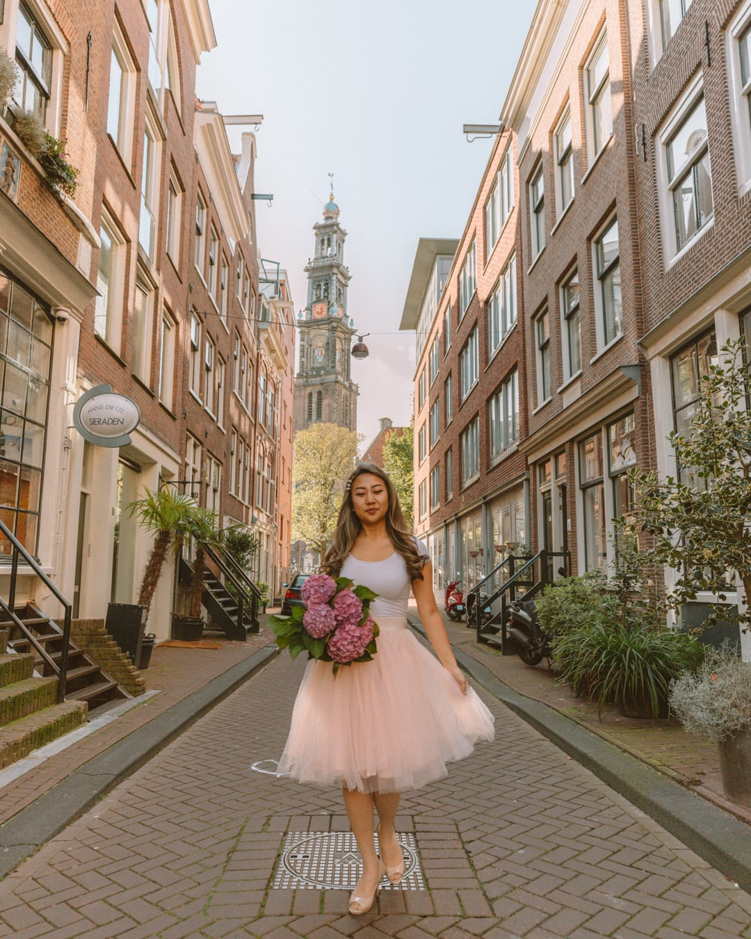 Amsterdam is one of the best Instagrammable places in the world.