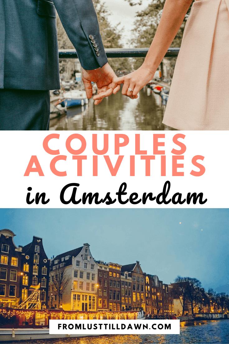Couples Activities in Amsterdam