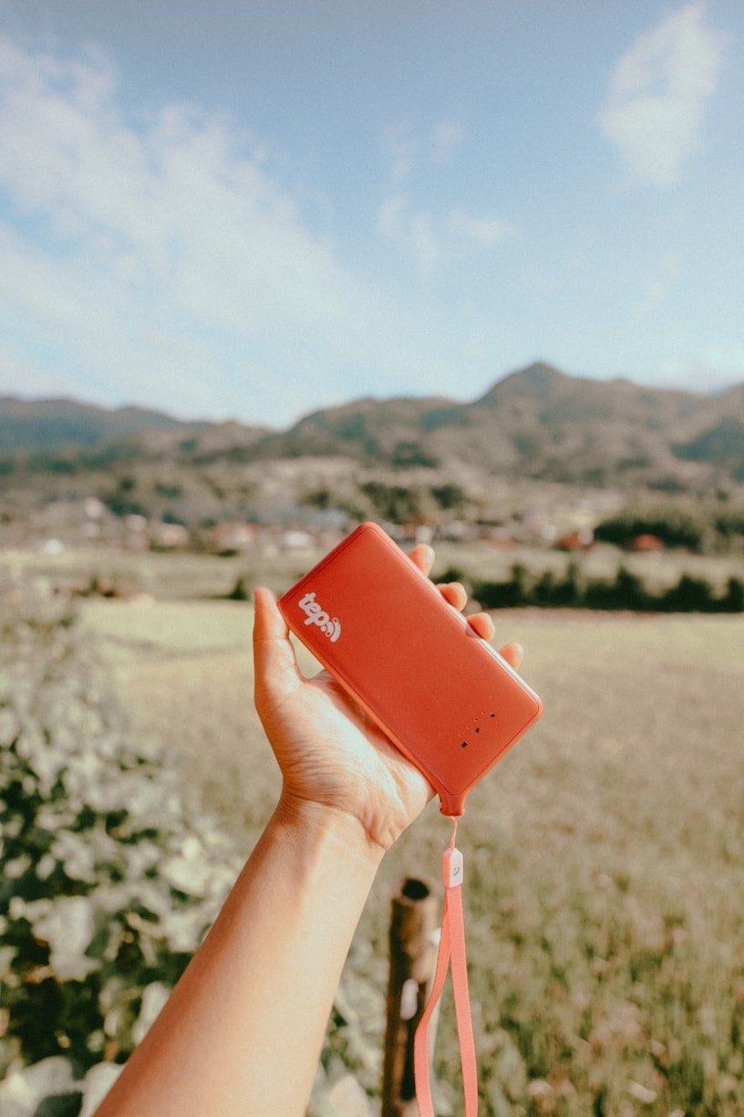 The Tep TravelWifi device is a great international portable wifi device for travel. Read my travelwifi review