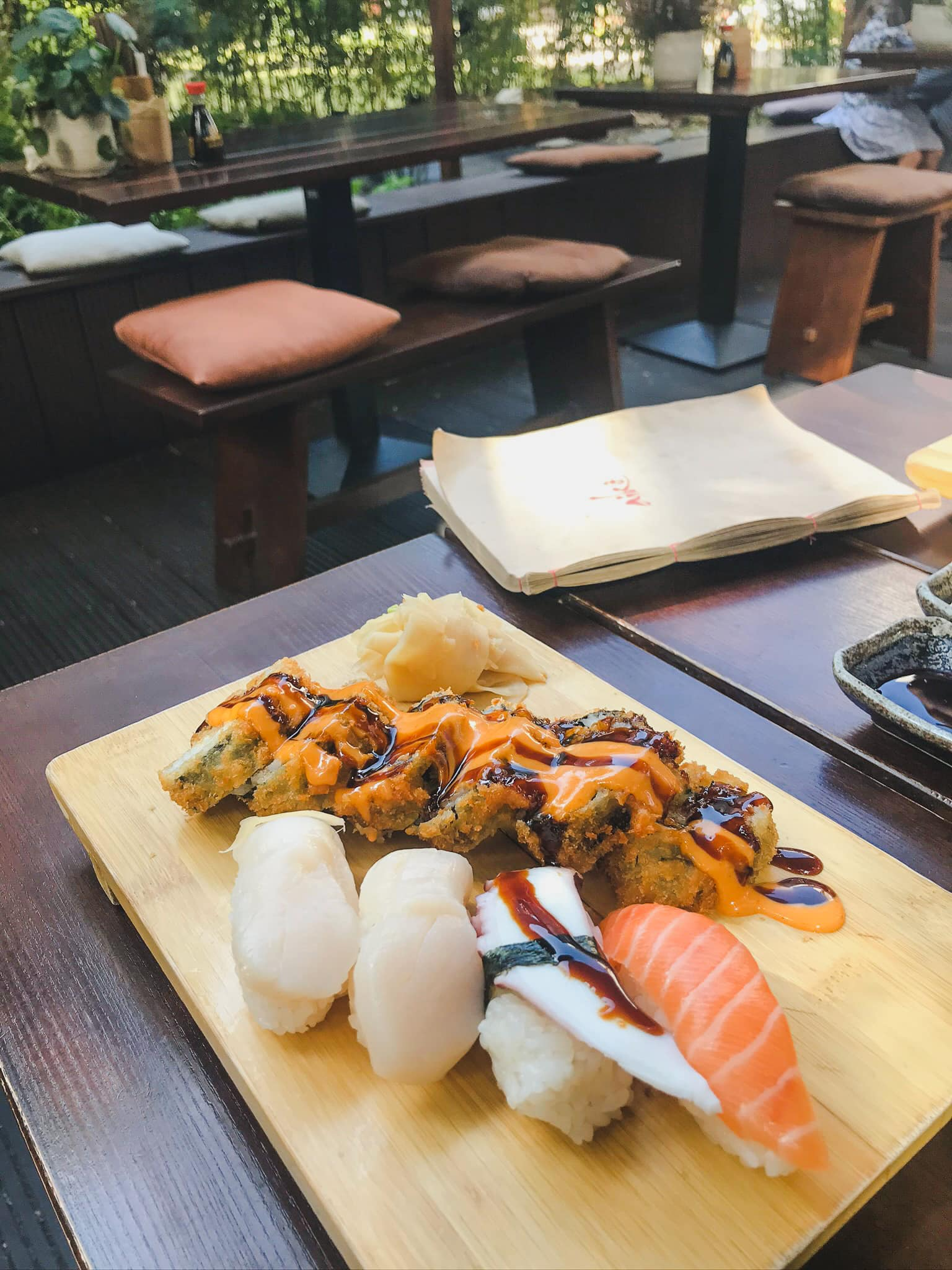 Add Aiko to your list of places to go to eat in Berlin if you love sushi