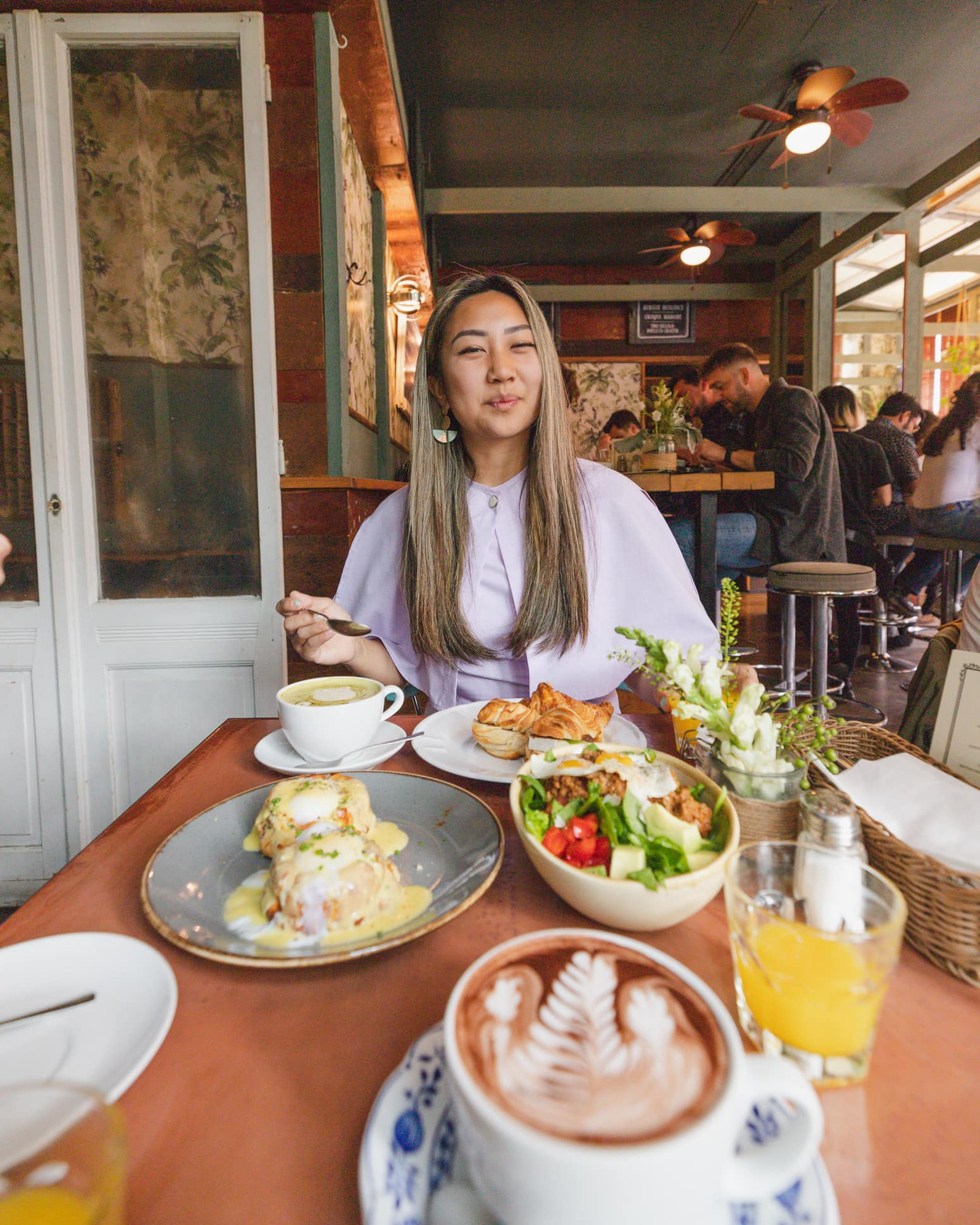 House of Small Wonder should be on top of your 'where to eat in Berlin' list