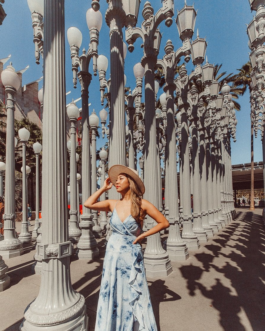 Los Angeles is one of the best Instagrammable places in the world.