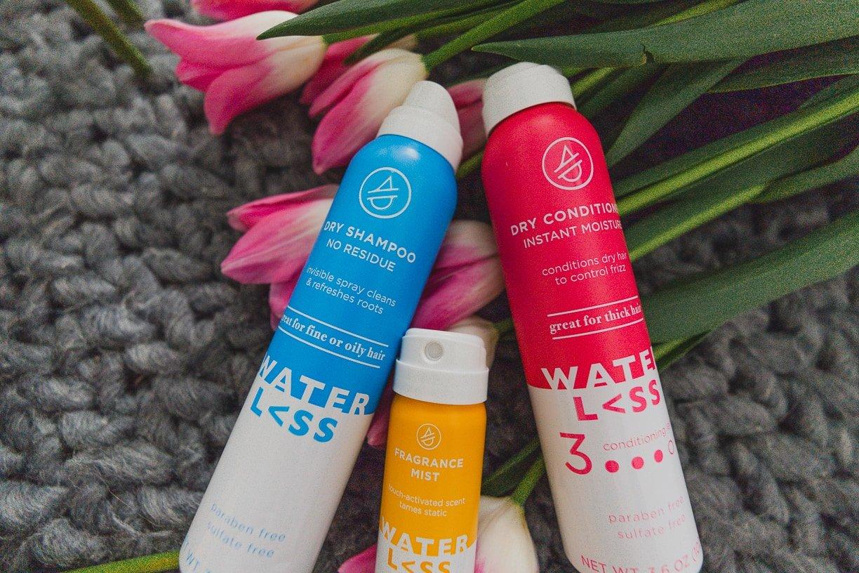Best Dry Shampoo & Dry Conditioner for Dark Hair