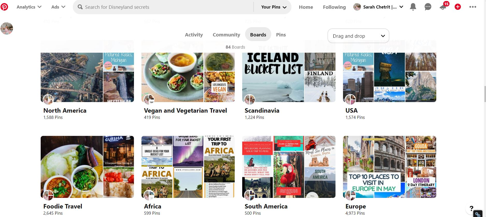 pinterest travel group boards to join on pinterest