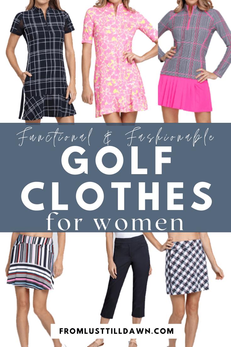 Golf Attire for Women