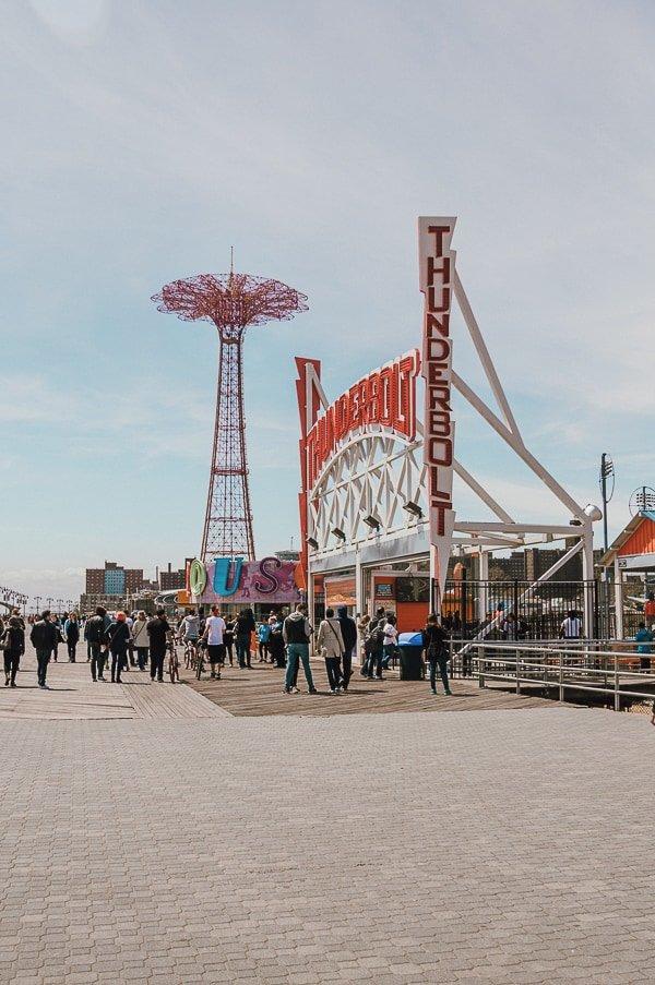 coney island, ny photo spots