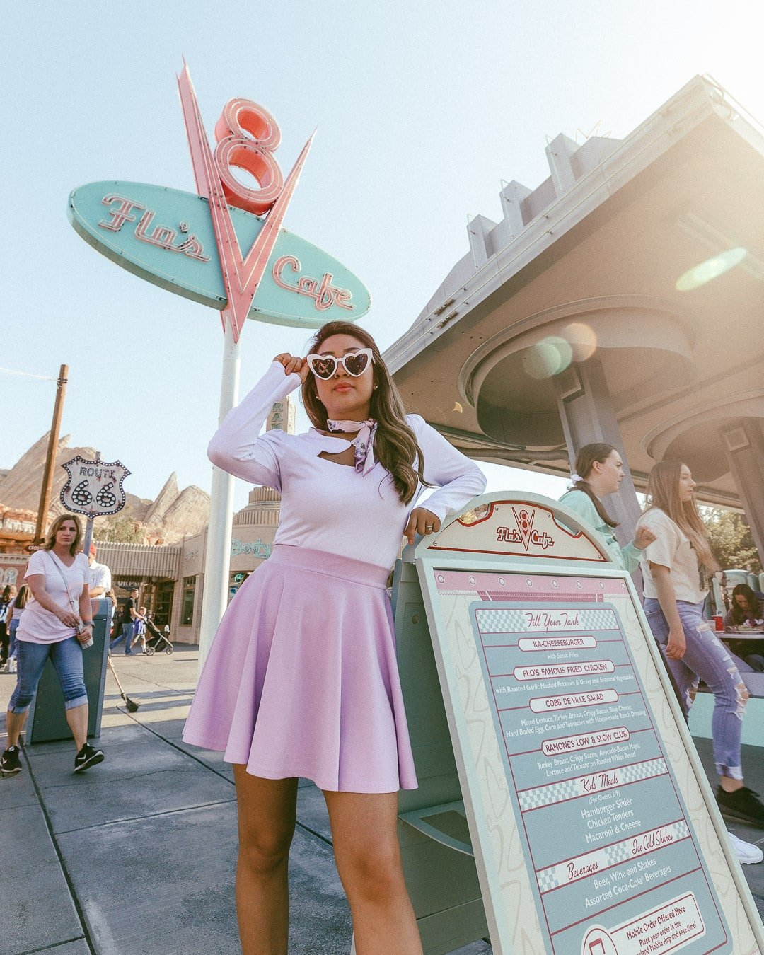 Disneyland is one of the best Instagrammable places in the world.