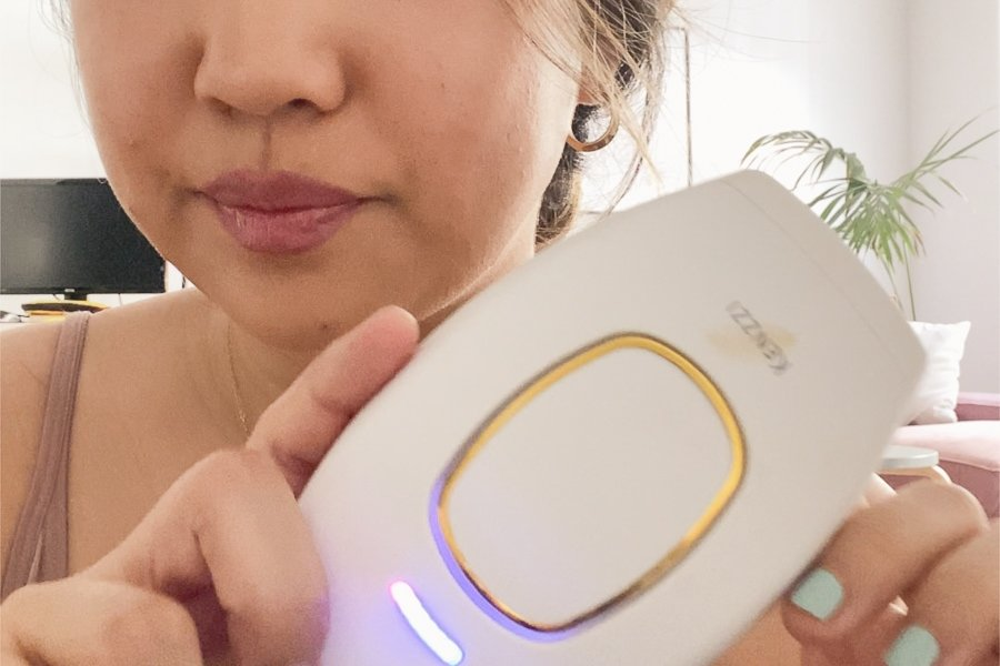 Laser Hair Removal at Home (WITH AFTER PICS) Kenzzi Laser Hair Removal