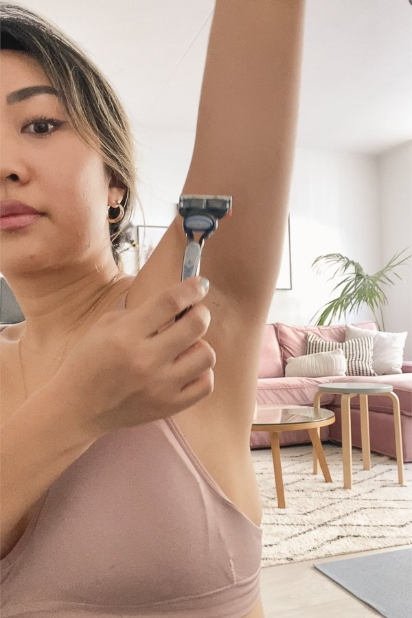 Laser Hair Removal at Home Steps