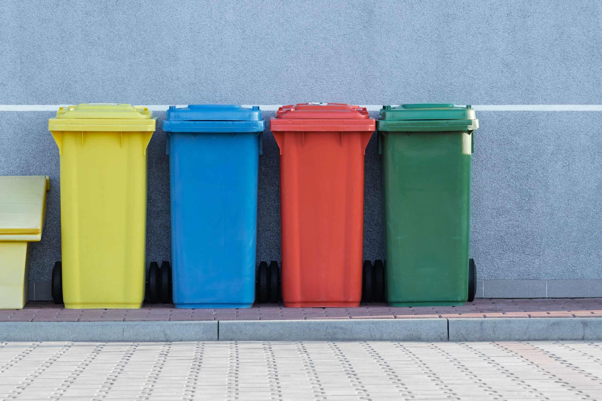 recycling is a great way to make your everyday lifestyle more eco-friendly