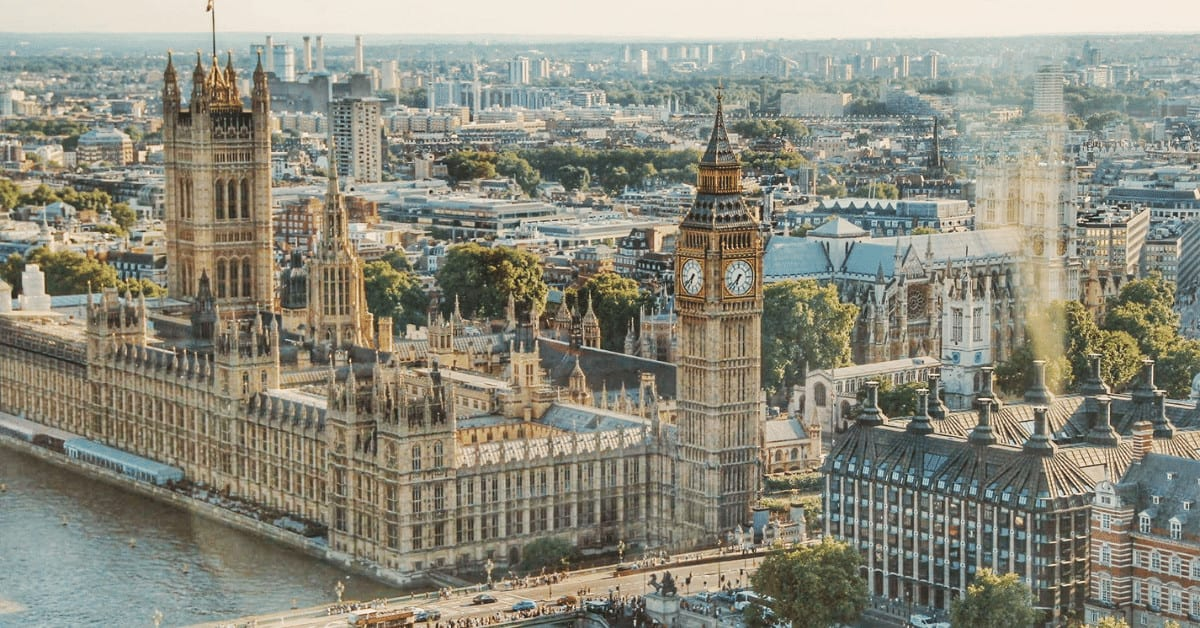 England is a great place to visit - be sure to check out the iconic architecture in London.